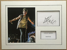 NIALL HORAN AUTHENTIC 1D SIGNED 16X12 MOUNTED DISPLAY AFTAL & UACC [12805]