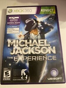 Michael Jackson: The Experience - Xbox 360 Game - Complete & Tested