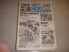 LA VIE DE LA MOTO LVM 211 09.97 MOTEURS AUXILIAIRES FRANCAIS POUR VELOS 1945-55