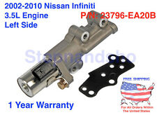 New Variable Valve Timing VVT Control Solenoid For 02-10 Nissan Infiniti 3.5L LH