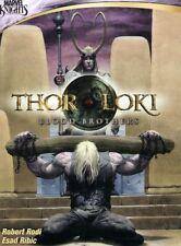 Marvel Knights - Thor & Loki: Blood Brothers [New DVD] Digipack Packaging, Wid