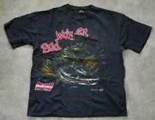 Classic 1996 Budweiser Beer Vintage tshirt Retro Ds Bud 90s Vtg Rare Graphic