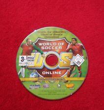 Fussball - World of Soccer - online / PC Game