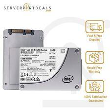 """HP-Intel S3610 1.6TB 2.5"""" SATA DC 6G MLC SSD SSDSC 2BX016T4P (804612-004)"""