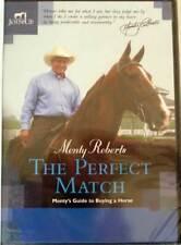 CS Monty Roberts DVD  The Perfect Match