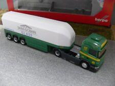1/87 Herpa Scania R 09 HL Glastransporter-SZ Offergeld 303279