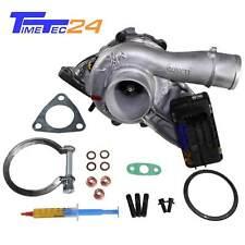 Turbolader für CITROEN FIAT PEUGEOT 2.2HDi 81kW-110kW 4H03 798128-6 +Montagesatz