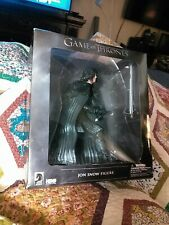 JON SNOW FIGURE, Game of Thrones, Dark Horse Deluxe