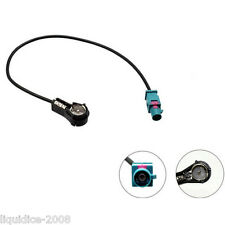 MERCEDES ALL MODELS FAKRA - ISO ANTENNA ADAPTER LEAD FOR CAR VEHICLE
