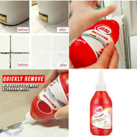 Mildew Remover Gel Wall Mold Tile Cleaner Bathroom Porcelain-Floor Caulk-Gel