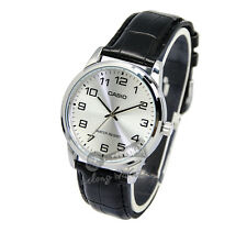 -Casio MTPV001L-7B Men's Strap Fashion Watch New & 100% Authentic