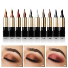 Shimmer Eyeshadow Pen Waterproof Metallic Eye Brighten Contour Eyeliner Stick