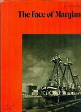 THE FACE OF MARYLAND photographs by A. Aubrey Bodine (1970) Bodine Associates HC