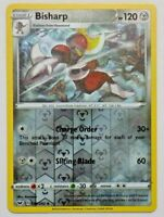 Bisharp 134/202 Reverse Holo, Pokemon TCG Sword and Shield