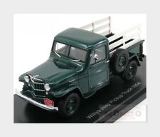 Jeep Willys Truck Pick-Up 1954 Green Met NEOSCALE 1:43 NEO45804 Model
