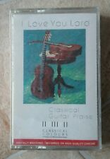 I Love You Lord - Classical Guitar Praise - Kingsway - 1990 - Cassette Tape