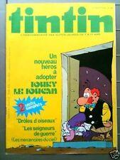 Tintin n° 149  - 7/78  Dossier Ingénieur du son