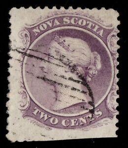 #9 Nova-Scotia Canada used