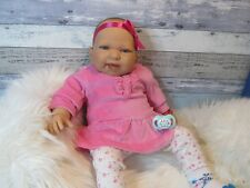 ninisingen Reborn Baby Reallife Dorothea Puppe Babypuppe Rebornbaby ca.55 cm