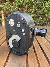 VINTAGE Dekko 8mm alle cine Pellicola Fotocamera Dallmeyer Wide Angle Lens