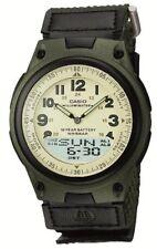 CASIO Standard Green Mens Watch AW-80V-3BJF
