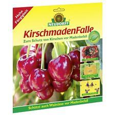 NEUDORFF KirschmadenFalle 7 Stück-Kirschen Maden Falle Schutz Kirschbaum