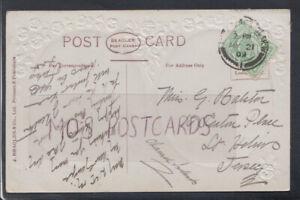 Genealogy Postcard - Balston - 16 Seaton Place, St Helier, Jersey  RF4614