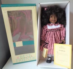 Heidi Ott Best Friends ELLIE African American Doll in Box
