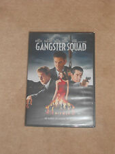 NEW, GANGSTER SQUAD DVD