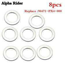 Transmission Drain Plug Crush Washer Gaskets Repl* 90471-PX4-000 For Honda Acura