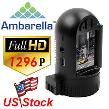 Ambarella A7LA50 HD 1296P Mini 0801 Pro 0805 Dash Car DVR Camera w/ GPS US Stock