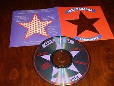 ABBASALUTE Abbacadabra (SUPER RARE) CD & Inlay Only