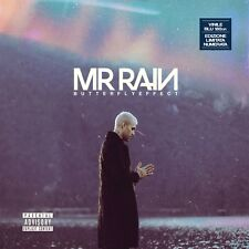 Mr Rain - Butterfly Effect LP Vinile Blu 180 g. Limited Edition  Nuovo Sigillato