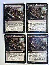 4x Mtg Ikoria Lair Of Behemoths Dark Bargain NM/M Magic The Gathering