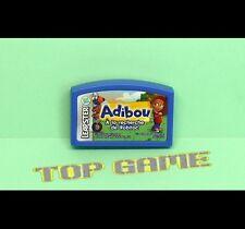 ADIBOU : A la recherche de Robitoc - Jeu Leapster - (LeapFrog) -
