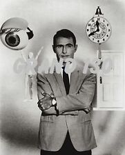 Celebrity Pictures-Rod Serling- The Twilight Zone  1960