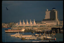 531054 Pan Pacific Hotel And Cruise Dock Vancouver A4 Photo Print