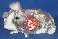 TY FLASH the GUINEA PIG BEANIE BABY - MINT with MINT TAGS