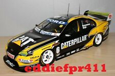 1/18 2006 FORD BA FALCON MARK WINTERBOTTOM JASON BRIGHT FPR SANDOWN WINNER CAT