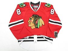 cf6d066ff PATRICK KANE CHICAGO BLACKHAWKS AUTHENTIC HOME REEBOK EDGE 2.0 7287 JERSEY