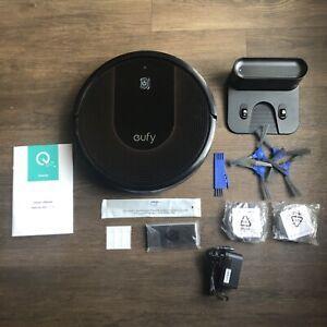 eufy RoboVac 30C Max Smart Robotic Vacuum Cleaner - Black