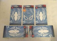 5 - Sticker Decals - Spider-Man
