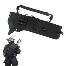 Tactical Outdoor Hunting Shotgun Molle Scabbard Holster Rifle Sling Case Bag