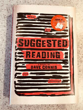 Suggested Reading by Dave Connis -  Hardcover - Released 9/2019 - FREE Shipping!