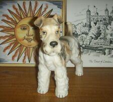Vintage Airedale Terrier Dog Ornament