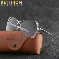 Retro Womens Ladies Sunglasses Polarized Driving Mirrored Fashion Shades Eyewear
