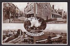 Devon BARNSTAPLE M/view Used 1942 RP PPC