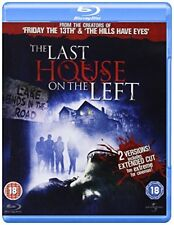 The Last House On The Left Extended Version [Bluray] [Region Free] [DVD]