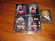Full Metal Alchemist: Complete Season 1 & 2 & The Movie Shambalia DVD] Fast Ship