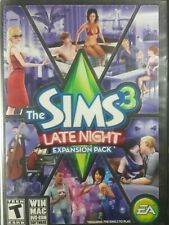 Sims 3: Late Night (Windows/Mac, 2010)
